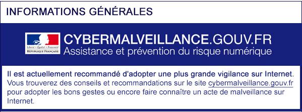 Cybermalveillance
